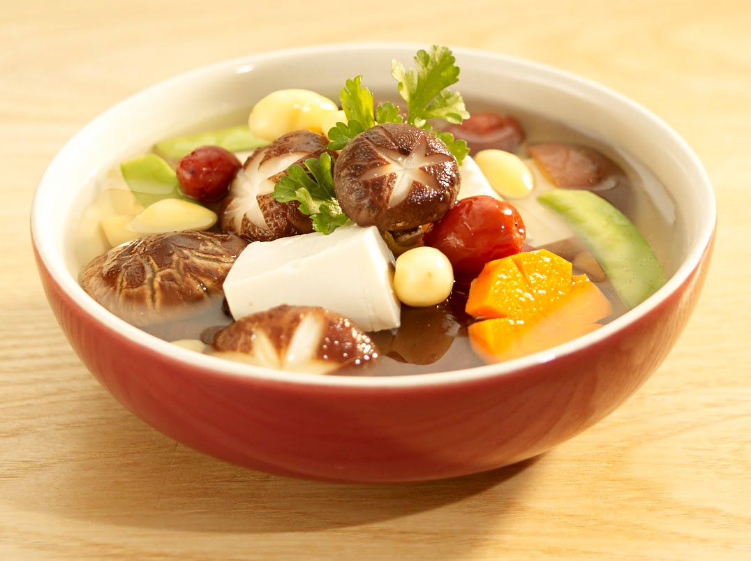 CANH NẤM CHAY