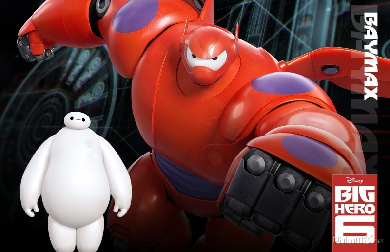 BIG HERO 6 - BIỆT ĐỘI BIG HERO 6 (2014)